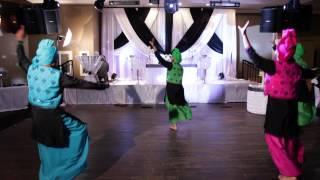 VanCity Bhangra Team - Live Performance at Mirage Banquet Hall