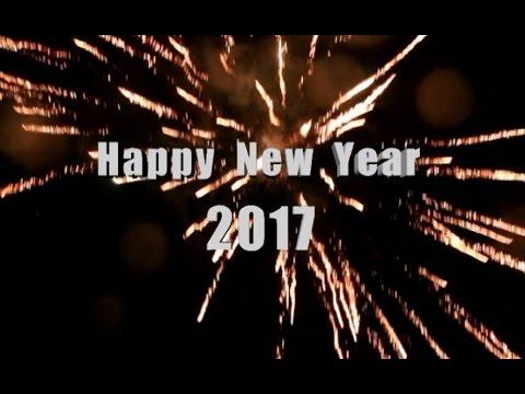 New Year 2017 - Jesus The Light Of  The World Arabic Church