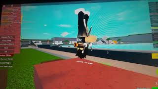 Crazy storm and hacked game on roblox