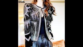 Женская светоотражающая куртка с блестками роскошный короткий кардиган в уличном стиле круглым