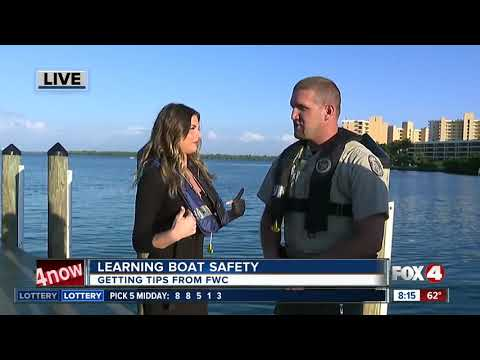 Boat Safely For Spring Break With Tips From Florida Fish And Wildlife Conservation Commission