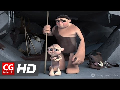 "CGI Animated Short Film HD: ""GUS Short Film"" by Honeydew Studios"