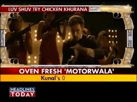 Latest Song From Luv Shuv Tey Chicken Khurana