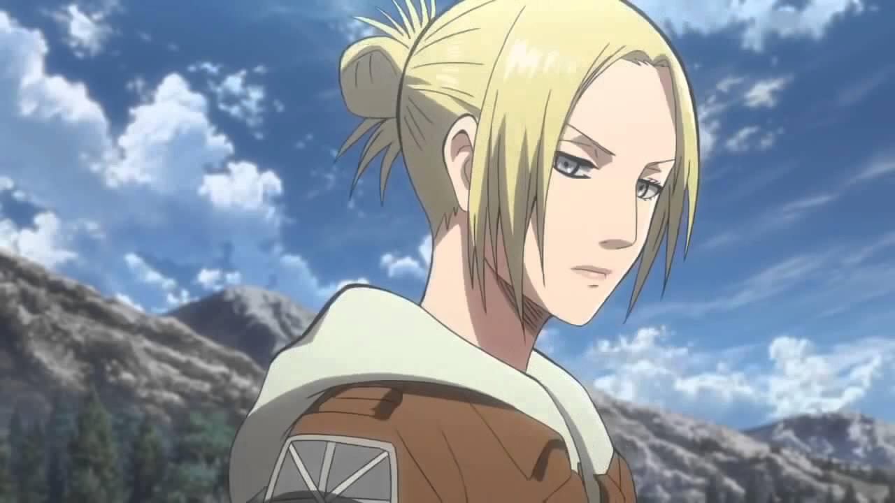 Annie Leonhardt annie leonhardt: »who taught you how to fight?«