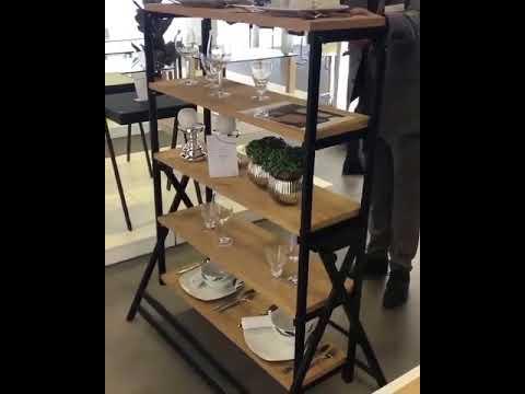Как сделать полку для обуви - YouTube
