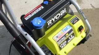 Ryobi 1700 PSI 1.2 GPM Electic Pressure Power Washer Quick Review