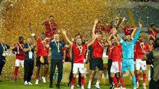 Al Ahly SC Road To Trophy - #TotalEnergiesCAFCL 2020/2021