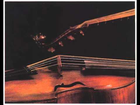 Domenico Scarlatti - Viola D'Amore
