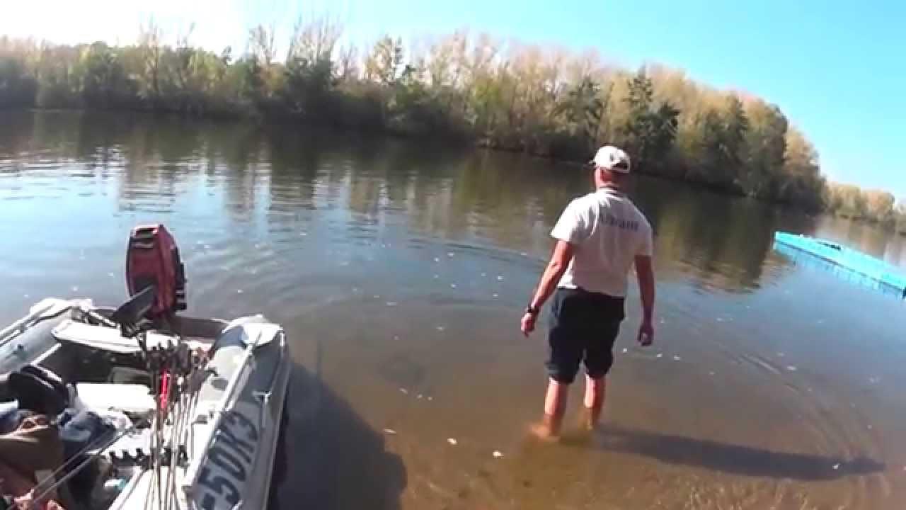 рыбалка на спиннинг в самарской области видео