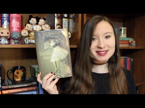 The Haunting Of Sunshine Girl Book Review Youtube