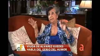 Baixar Viuda de Álvarez Guedes habla del Genio del Humor  - América TeVé