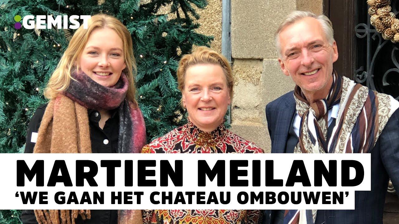 Martien: 'We Gaan Het Chateau Ombouwen Naar Noël'