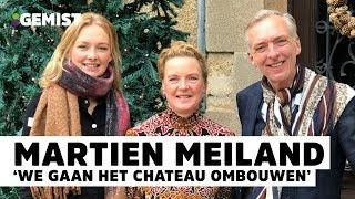 Martien: 'We gaan het chateau ombouwen naar Noël' | 538 Gemist
