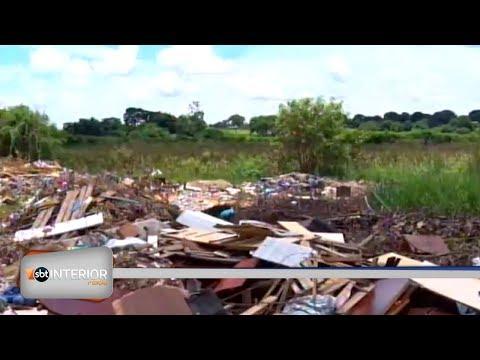 Araçatuba: reportagem percorre bairros e encontra vários lixões clandestinos na cidade