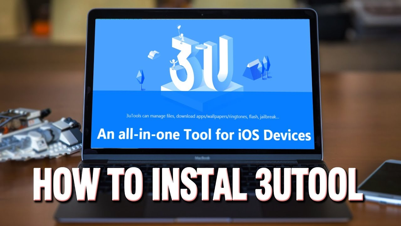 Setup 3uTool, how to download and install 3uTool on PC !
