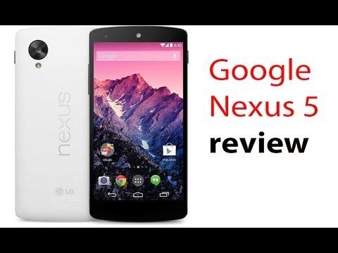 Google Nexus 5 review (en español)