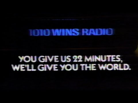 1010 WINS commercial [1985]