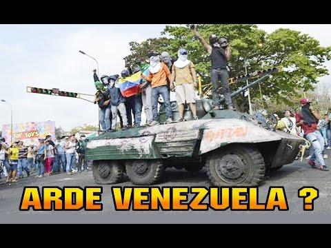 ESTUDIANTES VS. GNB & PNB- Venezuela 8/8