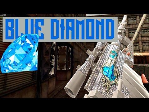 CAIXAS E ARSENAL BLUE DIAMOND - POINT BLANK