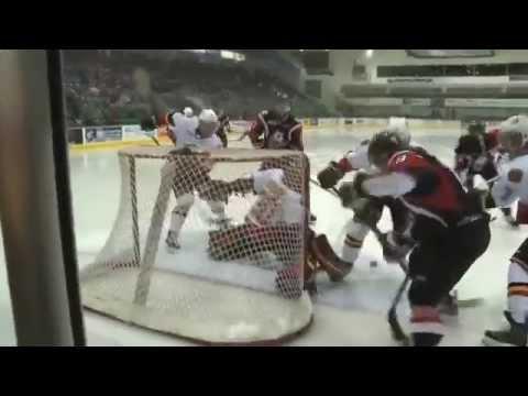 драки хоккее игры