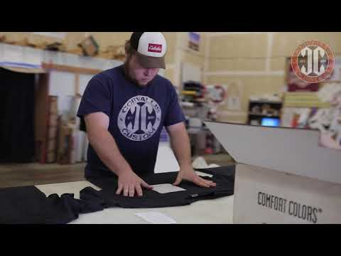 Corvallis Custom - Apparel. Printing. Large-Format. Design.