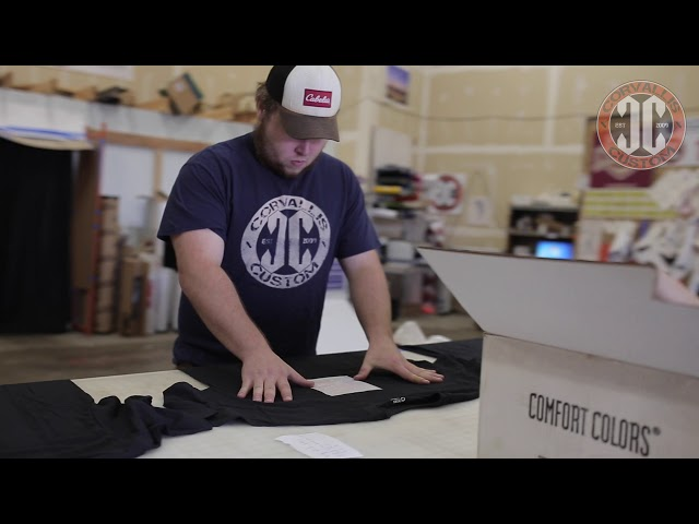 Corvallis Custom - Apparel. Printing. Large-Format. Design.