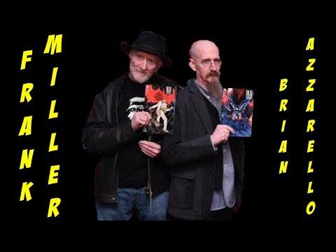 Frank Miller & Brian Azzarello Q&A
