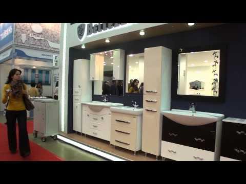 Bellezza Мебель для Ванных  на Мосбилд 2015
