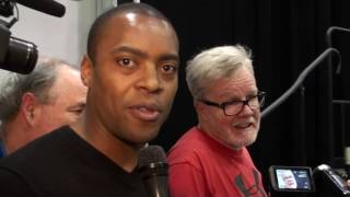 Freddie Roach: EXPLAINS Floyd Mayweather at Manny Pacquiao FIGHT! & Problems vs Jessie Vargas