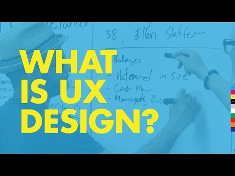What is UX Design? Defining User Experience Design & Explain