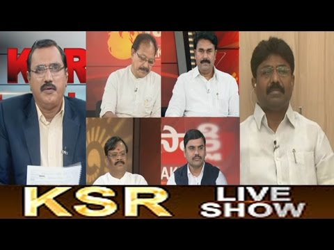 KSR Live Show || AP ropes in Singapore firms: Start-up area in Amaravati - 16th May 2017