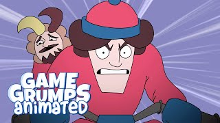 RESCUE TEAM GO (by Boz) - Game Grumps Animated