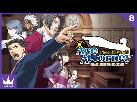 Twitch Livestream   Phoenix Wright: Ace Attorney − Trials And Tribulations Part 2 [Xbox One]