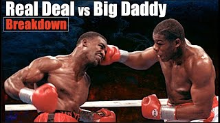 Most Exciting Fight of the Decade?! Holyfield vs Bowe 1 Explained - Bout Breakdown