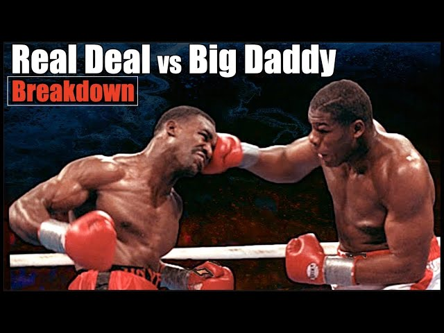 How's He Standing?! Holyfield vs Bowe Explained - Bout Breakdown
