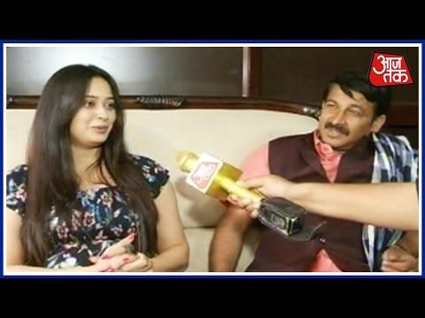 Shweta Tiwary And Manoj Tiwari Share Their Success Mantra Ahead Of Delhi Polls