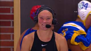 USC's Hayley McKelvey after five-goal game on senior day: 'It was great to go out with so much...