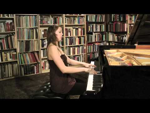 BEETHOVEN - Sonata no. 30 op.109 in E Major III. - Alexandra Joan, piano