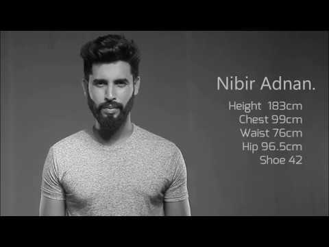 Fashion Portfolio of Nibir Adnan by Abeer Hassan.