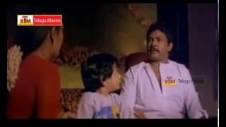 Prabhu & Seetha Lovely Scene - In Rowdy Mogudu Telugu Movie