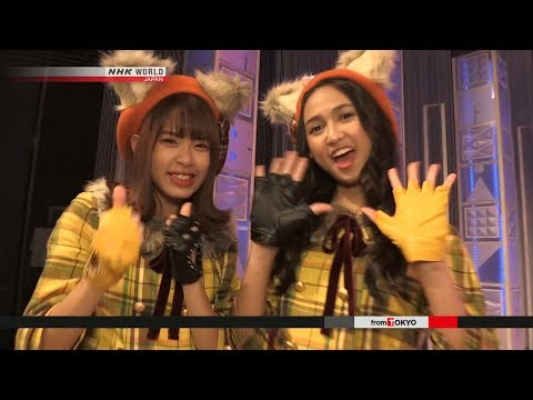 Learning from AKB48 in Japan