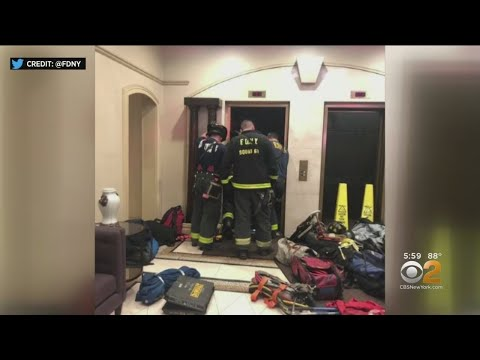 Andi and Kenny  - Man Crushed to Death by Elevator in NYC Building
