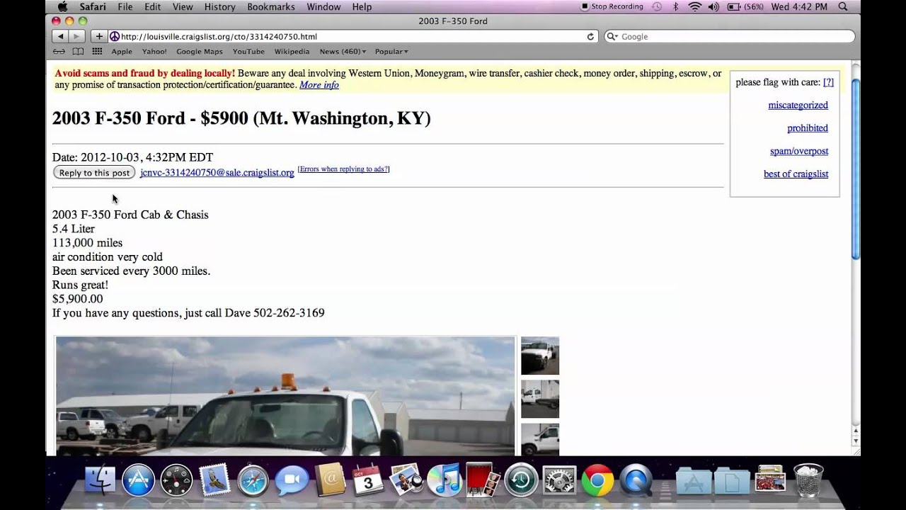 Craigslist of louisville ky