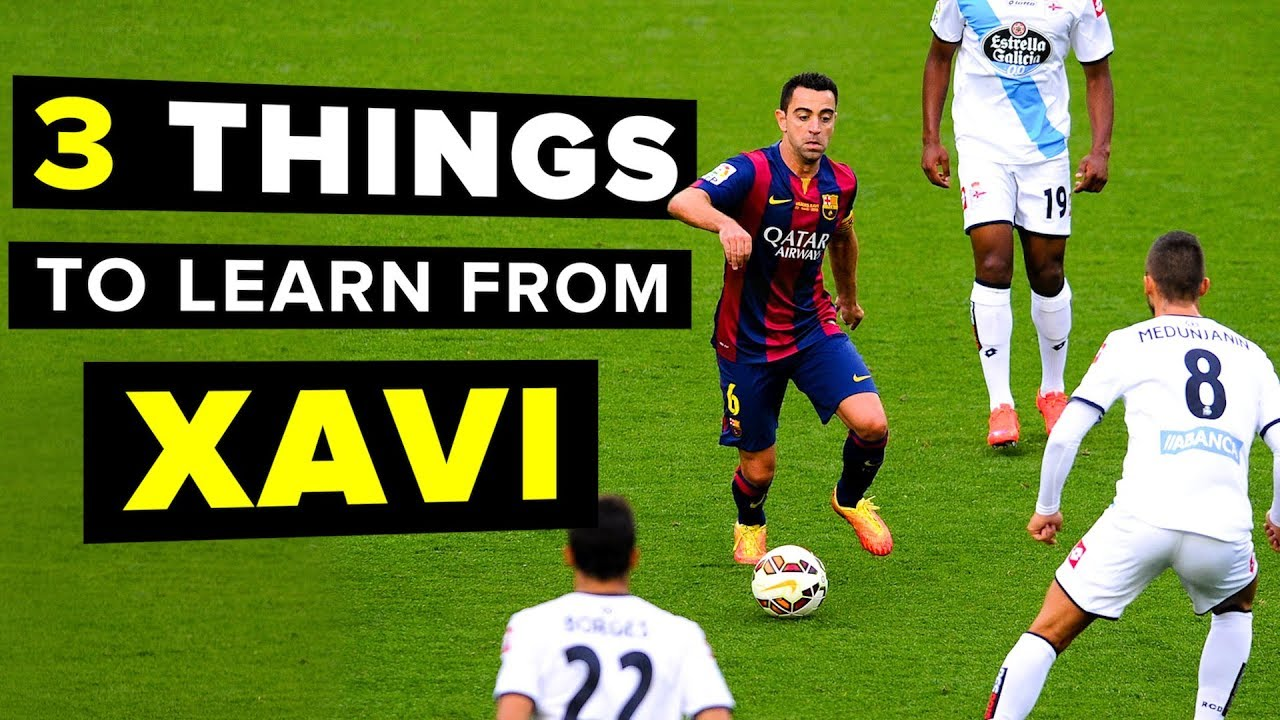 Download 3 things every midfielder should learn from XAVI