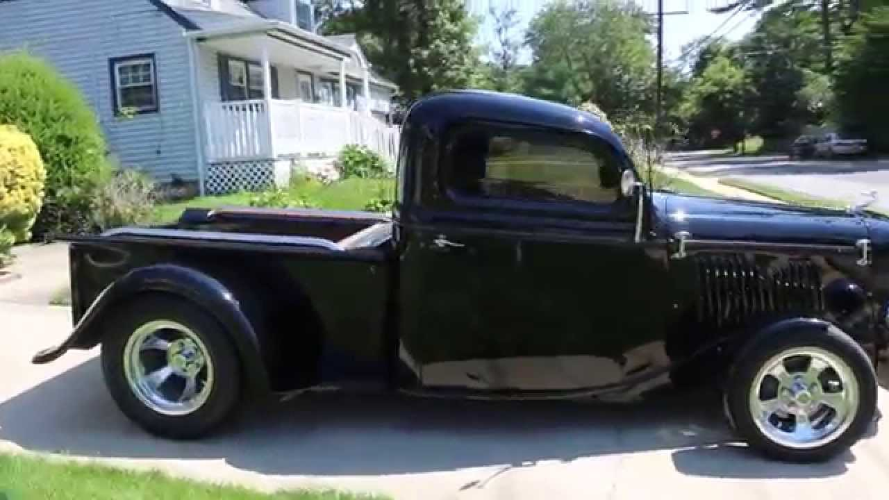 1935 ford pickup custom for sale 1 of a kind custom built ford truck youtube. Black Bedroom Furniture Sets. Home Design Ideas