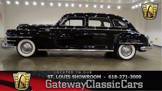 1948 Chrysler Windsor - Gateway Classic Cars - #6471