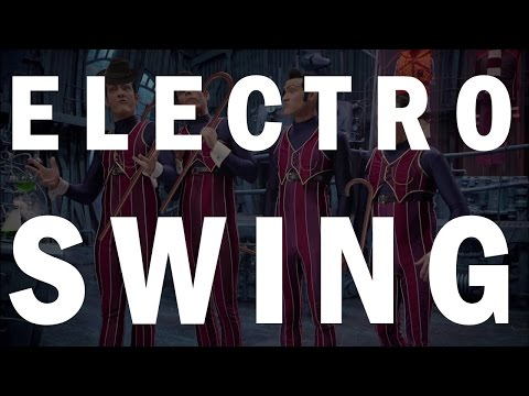 We Are Number One but its an Electro Swing Remix
