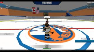 How to score in Roblox Hard Coded Hockey(part 3)