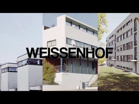 WEISSENHOF ESTATE I AN ACTUAL WALK THROUGH IN 4K! I AMBIENT SOUND