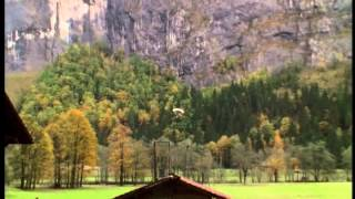 Andy West BASE Jumping in Europe by Warren Miller